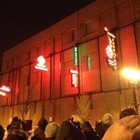 Photo taken at Edmonton's Outdoor Neon Sign Museum by Jae on 2/22/2014