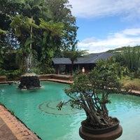 Photo taken at Kauai Hindu Monastery by Erik B. on 6/30/2017