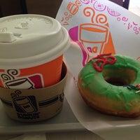 Photo taken at Dunkin' Donuts by Mariros U. on 12/3/2013