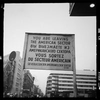 Photo taken at Checkpoint Charlie by Caro S. on 12/2/2012
