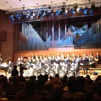 Photo taken at Koncertna dvorana Vatroslava Lisinskog by Damir T. on 12/11/2012