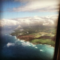 Photo taken at Kahului Airport (OGG) by Cynthia K. on 9/26/2012
