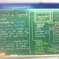 Photo taken at Sala 003 - Bloco Azul - Curso PP by Sérgio C. on 9/1/2014