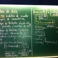 Photo taken at Sala 003 - Bloco Azul - Curso PP by Sérgio C. on 8/9/2013