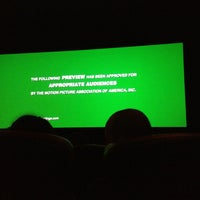 Photo taken at AMC Dine-In Theatres Menlo Park 12 by Manoj S. on 5/27/2013