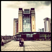 Photo taken at BALTIC Centre for Contemporary Art by Shrimpress on 6/16/2013