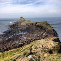 Photo taken at Worm's Head by Shrimpress on 9/4/2013