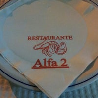 Photo taken at Restaurante Alfa 2 by Manuel on 9/3/2013