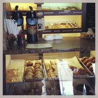 Photo taken at N & J Donut Shop by Erin F. on 3/6/2013