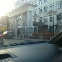 Photo taken at Финансовый университет при Правительстве РФ by Egor N. on 10/20/2012