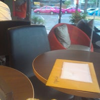 Photo taken at Mc Donald Ladprao 16(Mc Cafe) by Bob W. on 3/29/2013