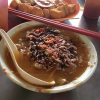 Photo taken at Air Itam Asam Laksa by Xindy C. on 6/6/2013