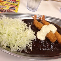 Photo taken at Go Go Curry by m m. on 12/1/2012
