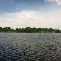 Photo taken at Sandy Lake by Molly N. on 6/9/2014