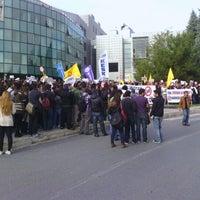 11/15/2012にOnur G.がİTÜ Rektörlükで撮った写真