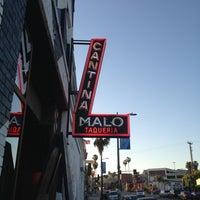 Photo taken at Malo by Jeff V. on 4/10/2013