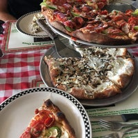 Photo taken at Brooklyn's Brick Oven Pizzeria by Chris N. on 5/19/2017
