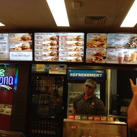 Photo taken at Burger King by Brian B. on 5/12/2013