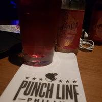 8/31/2018 tarihinde Baseemah D.ziyaretçi tarafından Punch Line Philly'de çekilen fotoğraf