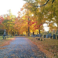 Photo taken at Mt. Feake Cemetery by Margaret F. on 10/21/2012