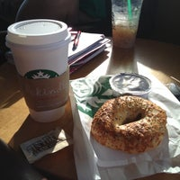 Photo taken at Starbucks by Mary L. on 10/30/2012