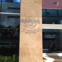 Photo taken at Hard Rock Hotel Panama Megapolis by Mary L. on 12/7/2012