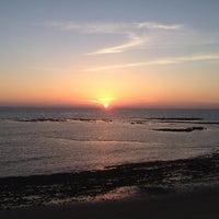 Photo taken at La Victoria Beach by Adalberto C. on 9/16/2012
