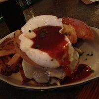 Photo taken at Ox Cart Tavern by Ren D. on 4/8/2013