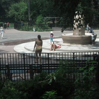 Photo taken at James Michael Levin Playground by Jonathan H. on 7/19/2013
