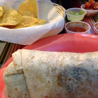 Photo taken at Taqueria El Burrito by Stevenology on 2/26/2014