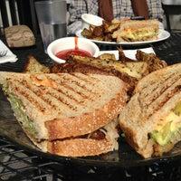 Photo taken at Sugar Plum Vegan Cafe by Stevenology on 2/28/2013