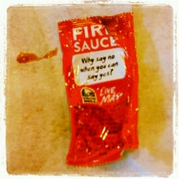 Photo taken at Taco Bell by Thomas F. on 7/20/2013