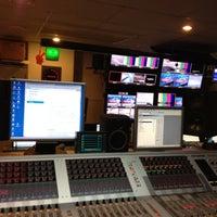 Photo taken at ТВ Центр by Алексей . on 10/17/2012