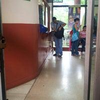 Photo taken at Facultad de Farmacia (UP) by Roberto P. on 7/5/2013