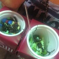 Photo taken at chillbox frozen yogurt by Mariah M. on 8/26/2013