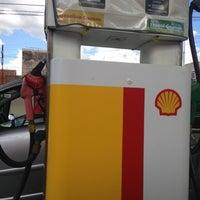 Photo taken at Shell by Matheus M. on 7/14/2013