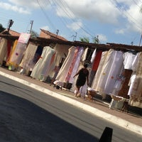Foto tirada no(a) Feira de Artesanato - Rendeiras por Matheus M. em 2/26/2013