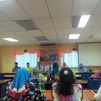 Photo taken at Pejabat Pendidikan Daerah Klang by Nadia M. on 4/5/2013