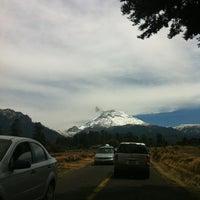Foto tomada en Parque Nacional Iztaccíhuatl-Popocatépetl por Manuel Armando R. el 3/17/2013