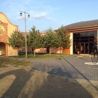 Photo taken at Пивоварня «Генрих Шульц» / Brewery «H. Schulz» by Закарпатський T. on 3/26/2015