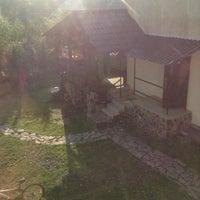 Photo taken at Баня «Грюн Хоф» by Закарпатський T. on 8/5/2015