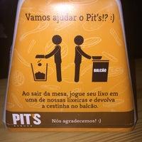Foto tirada no(a) Pit's Burger Ribeirão Preto por Roque F. em 5/22/2016