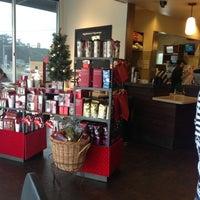 Photo taken at Starbucks by Jennifer W. on 12/7/2012