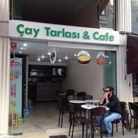 9/30/2013 tarihinde Alper B.ziyaretçi tarafından Çay Tarlası & Cafe'de çekilen fotoğraf