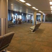 Photo taken at Roberts Field-Redmond Municipal Airport (RDM) by Nancy D. on 7/21/2013