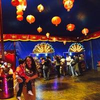Photo taken at Circo Atayde Hnos. by Alejandro B. on 5/18/2014