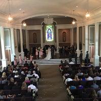 Photo taken at Acworth United Methodist Church by Yoshiko S. on 6/4/2016