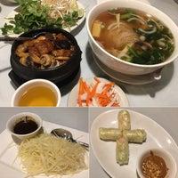 Photo taken at Lotus Vietnamese Cuisine by Yoshiko S. on 3/2/2017