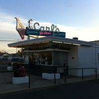 Photo taken at Carl's Ice Cream by Daniel B. on 11/17/2012