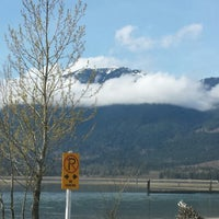 Photo taken at Kilby Provincial Park by Bean S. on 4/7/2014